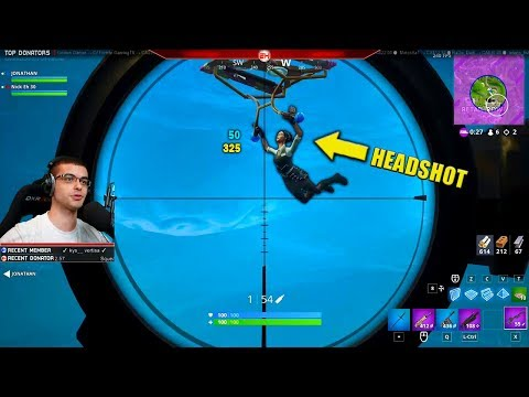 Yup...I sniped her out of the SKY after she used a Launch Pad!!