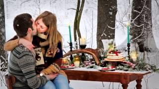Зимняя фотосессия в лесу. Love story.(, 2015-03-01T15:09:59.000Z)