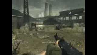 Call of Duty 5 - WaW Beta (PC) Multiplayer Game Play