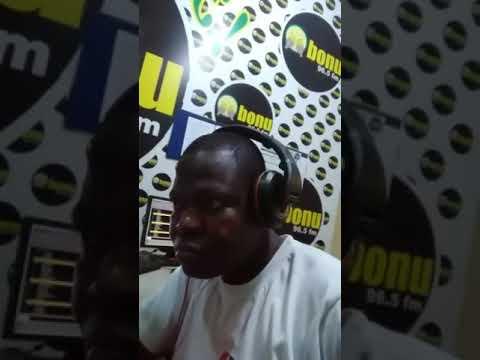 Boyneequaye  radio Accra  présente bendja divo