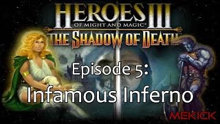 Heroes of Might and Magic III: Inferno 1v7 FFA (200%)