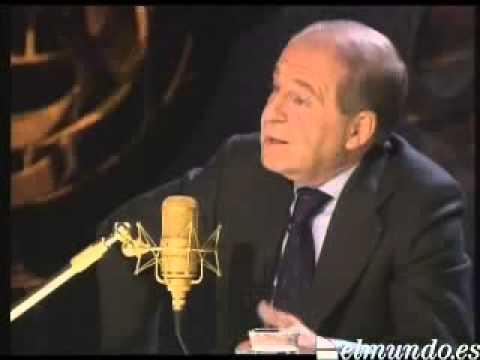 Jesus Quintero entrevista a Jose Maria Garcia. Año 2007