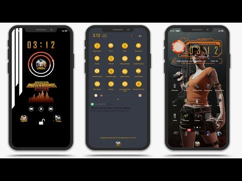Pubg Mobile Theme OPPO A37 A3S & Realme All