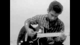 How to play  Akhiyan nu rehn de on acoustic guitar , atif aslam