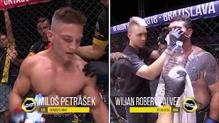 OKTAGON 7: Miloš Petrášek vs. Willian Alves
