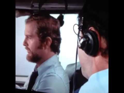 Cyclone 1978 Rene Cardona Jr plane crash clip