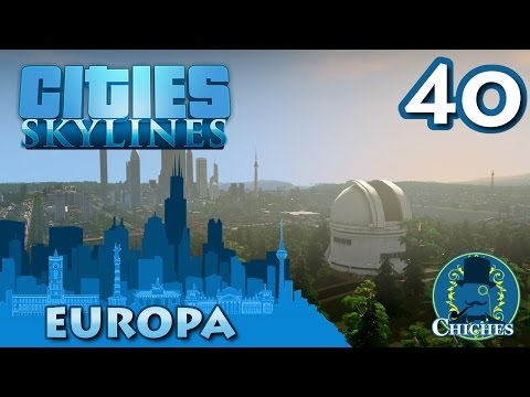 Cities Skylines - Europa - #40 en español