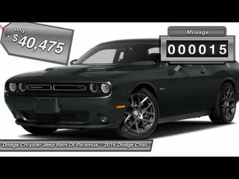 2016 Dodge Challenger GH289237