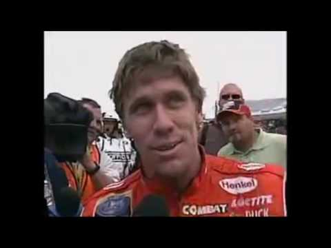 Carl Edwards Fights, Arguments and Temper