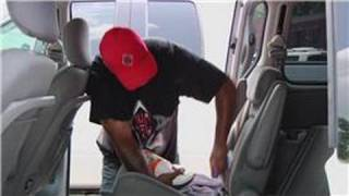 How To Remove Mold From Car Upholstery Video