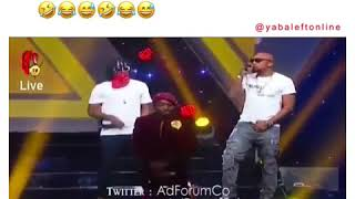 Bovi Display of Igwe 2Pac I Deserves some accolades on Stage at The Headies