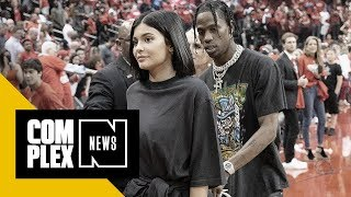 Kylie Jenner Recreates Astroworld for Travis Scott's Birthday