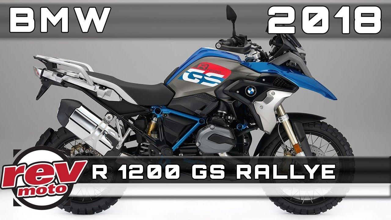 2018 bmw r 1200 gs rallye review rendered price release. Black Bedroom Furniture Sets. Home Design Ideas