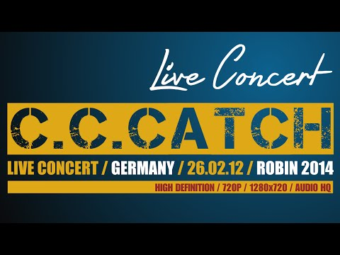 C.C.Catch - Concert 2012 / LIVE / HD