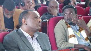 Ethiopian Sidama Nation & PM Dr Abiy Ahmed in Hawassa - የሲዳማ ህዝብ ከ ደ/ር አብይ አህመድ ጋር ያረገው ውይይት