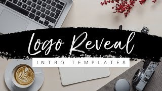 3 FREE LOGO REVEAL INTRO TEMPLATES WITH MUSIC (NO TEXT) NO COPYRIGHT