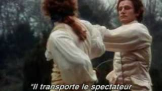 Bande annonce Barry Lyndon