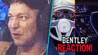REAKTION auf 200.000 € BENTLEY Continental GT 😱 MontanaBlack Reaktion