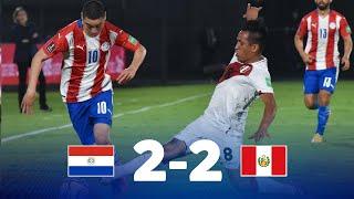 Eliminatorias   Paraguay vs Perú   Fecha 1