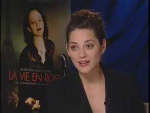 Marion Cotillard! Oscar Winner! Best Actress! StephenHolt
