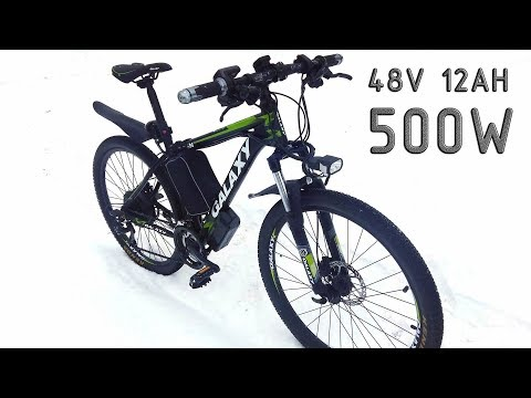 Электровелосипед с АлиЭкспресс. Три месяца обкатки!