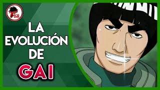 Naruto: Historia y Evolución de MAITO GAI