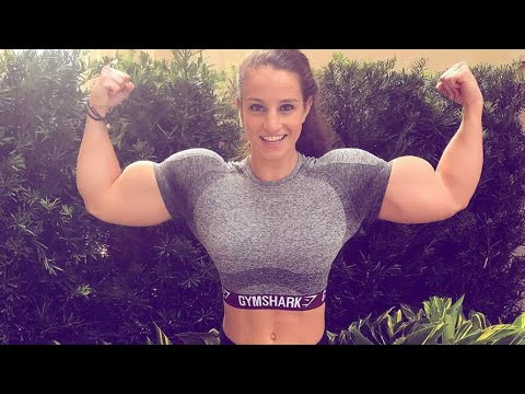 FEMALES BODYBUILDING,- DANA SHEMESH, IFBB MUSCLE, WORKOUT