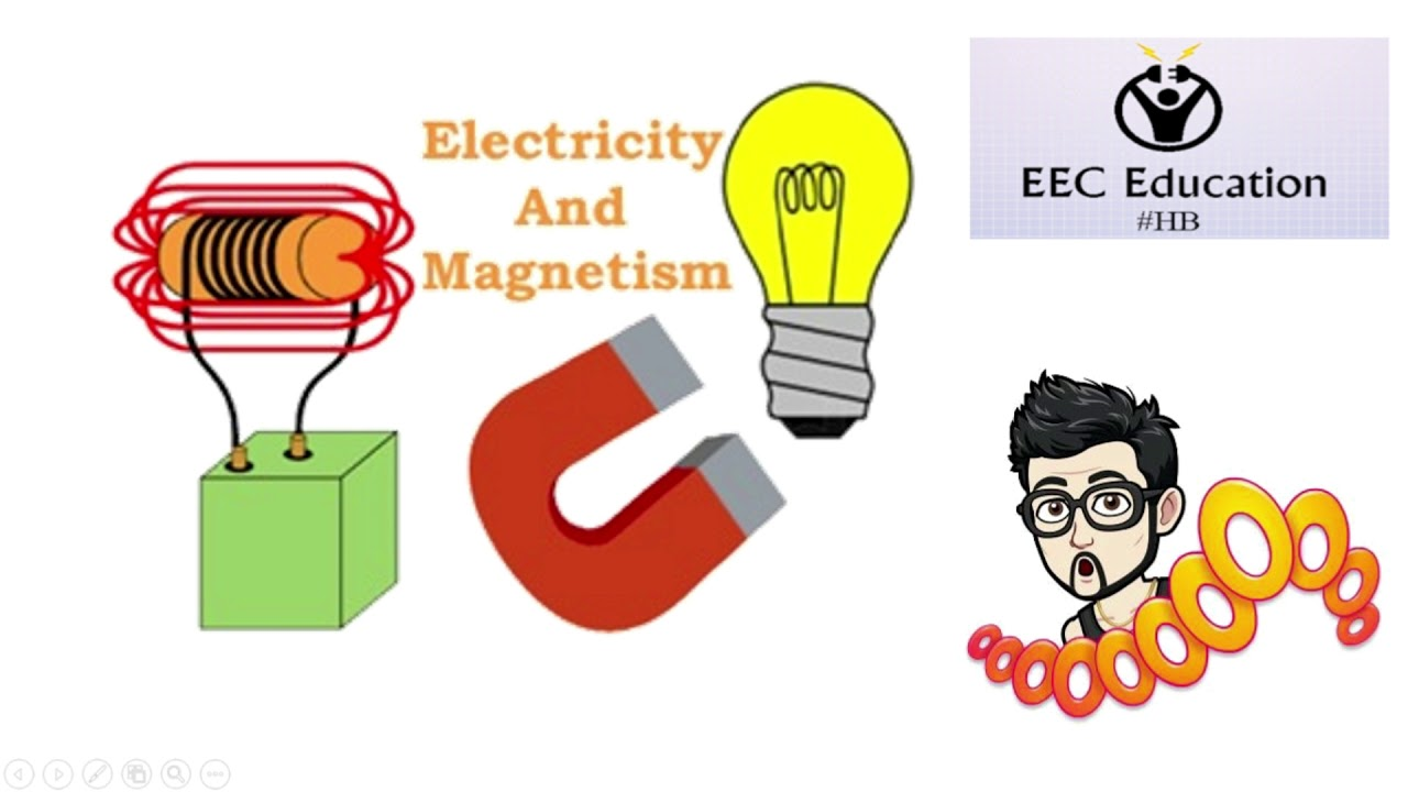 Electricity and Magnetism Course