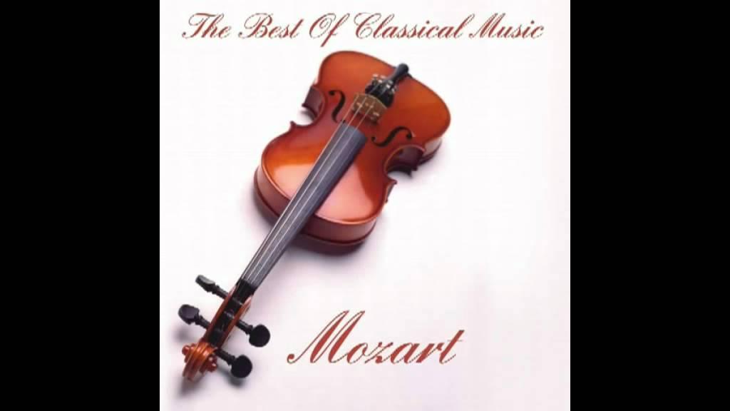 Wolfgang Amadeus Mozart : Symphony No  40 in G Minor, K 550 - Molto allegro