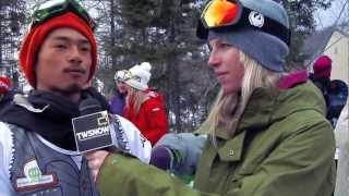 2011 US Open HalfPipe Winner!KAZU KOKUBO 国母和宏 國母和宏 動画 11