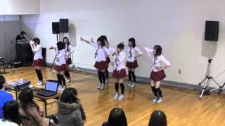 2012/3/20 AM10:00~ 「第1回ハイスクールさみっと札幌」