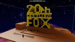 20Th Century FOX Logo 1998 (roblox editon)