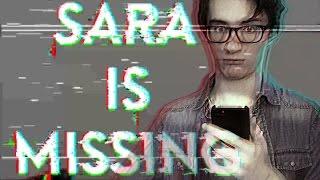 Ох и зря же я заглянул в этот телефон... [ Sara is Missing - Прохождение ]