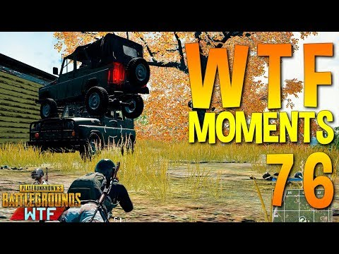 PUBG WTF Funny Moments Highlights Ep 76 (playerunknown's battlegrounds Plays) thumbnail