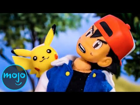 Top 10 Times Robot Chicken Made Fun of Anime