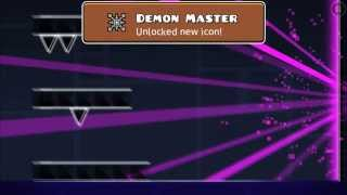 Geometry dash demon lvl - Hextec Flow
