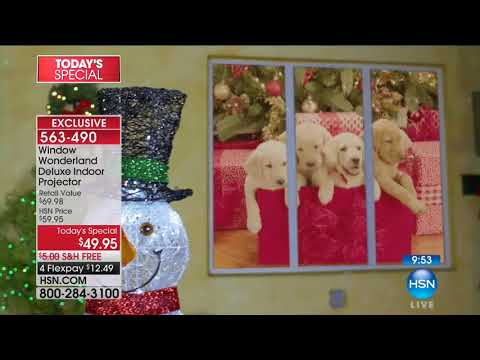 HSN | Holiday Gifts & Solutions 10.02.2017 - 03 PM