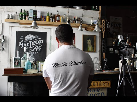 Brews With Masters (Ep. 10) -- Downing Cask Beers At MacLeod Ale Brewing Co. In Van Nuys