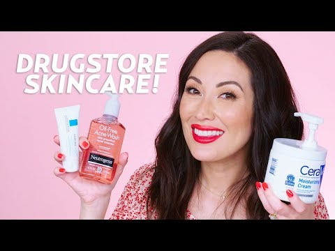The Best Drugstore Skincare To Buy (IMO) | Beauty with Susan Yara