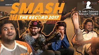 Smash the Record 2017 Funniest Moments