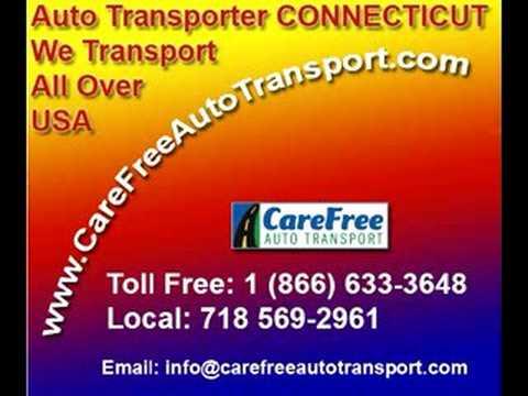 Auto Transport Connecticut Vehicle Transporter Connecticut