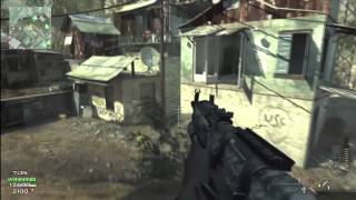 Call of Duty: Modern Warfare 3 online multiplayer gameplay