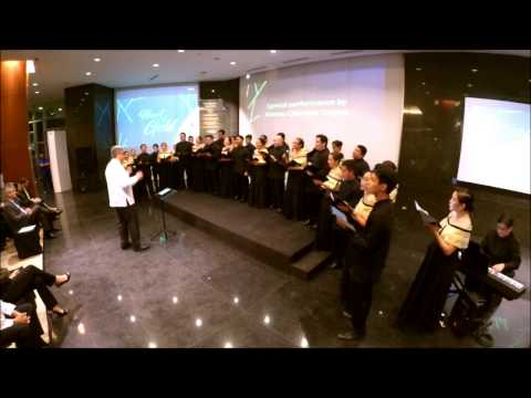 SEASONS OF LOVE (Ateneo Chamber Singers)