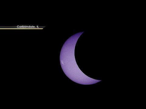 Eclipse 2017: Through the Eyes of NASA