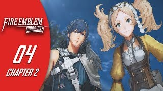 Fire Emblem Warriors [Walkthrough #04] - Chapter 2: Woodlands Encounter