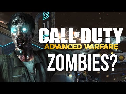Call of Duty: Advanced Warfare Zombies Mode? (Wild Speculation!)