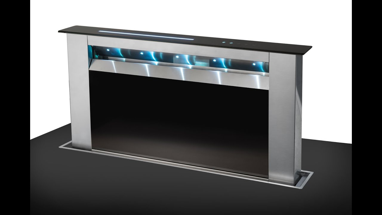 Turbo Downdraft Kitchen Extractor