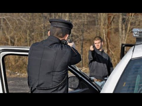 Use of Force by police training video.  Let's hear the offic
