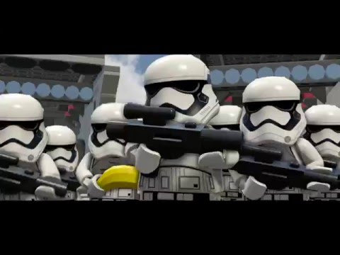 The Force Awakens - LEGO Star Wars - Gameplay Reveal Trailer #2