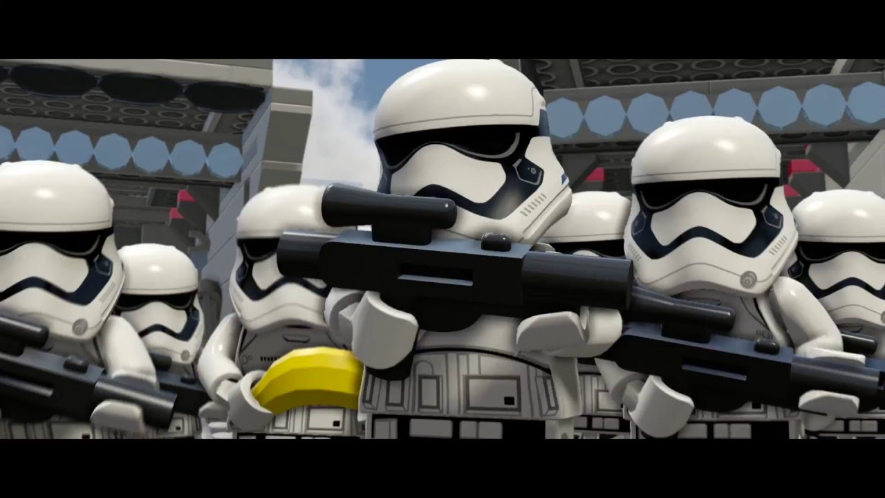 Lego Star Wars Wallpaper Hd The Force Awakens Lego Star Wars Gameplay Reveal
